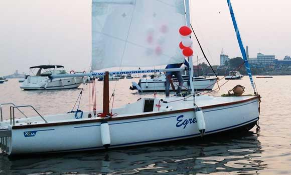 XS 63 Sailboat Charter Mumbai