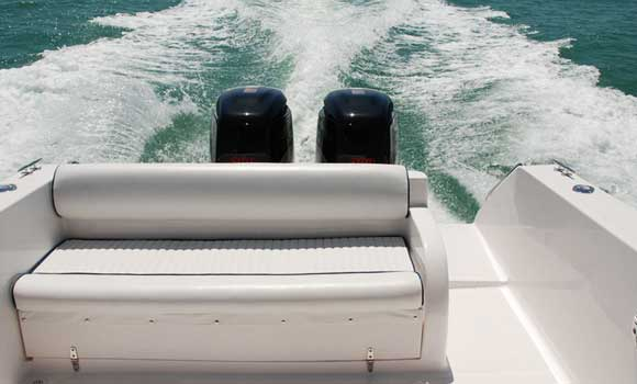 Gulf Craft 31 Speedboat on Hire in Mumbai